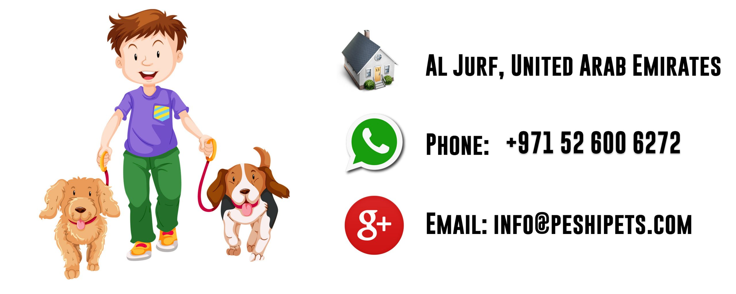 Online Pet Store Dubai (UAE)